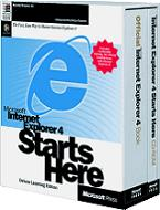 Internet Explorer 4 Starts Here