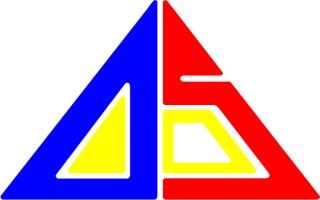 総合情報通信技術研究機関 ADS シンボル(ロゴ・マーク) トライベスト