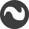 架空のロゴ・マーク スタンプ 印影