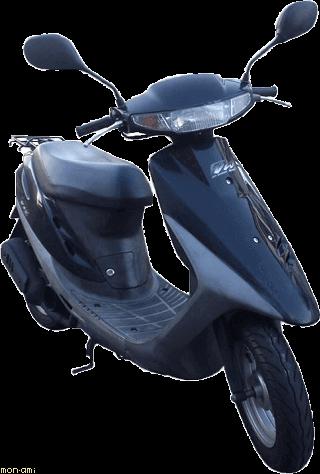 レンタルバイク HONDA Super Dio / ホンダ・スーパーディオ
