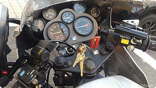 HONDA NS-1 電流計、 高度計を追加