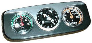 気温計・湿度計・方位計 / サーモメーター・ハイグロメーター・ジャイロメーター(コンパス)